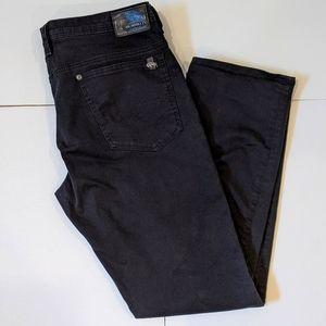Buffalo Jeans Evan-x black jeans sz 40